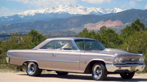 1963 Ford Galaxie 500XL na prodej