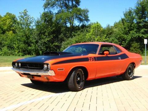 1971 Dodge Challenger T/A na prodej
