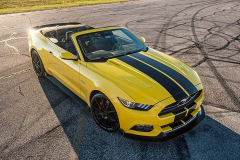 2016 Ford Mustang Convertible na prodej
