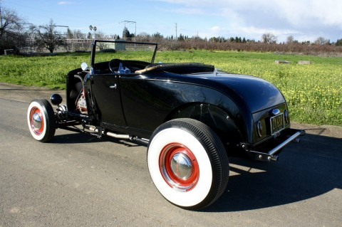 1929 Ford Model A Roadster na prodej