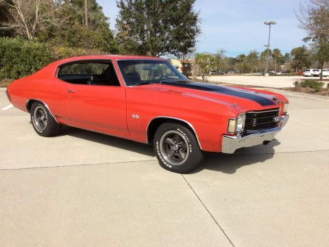 1972 Chevrolet Chevelle na prodej