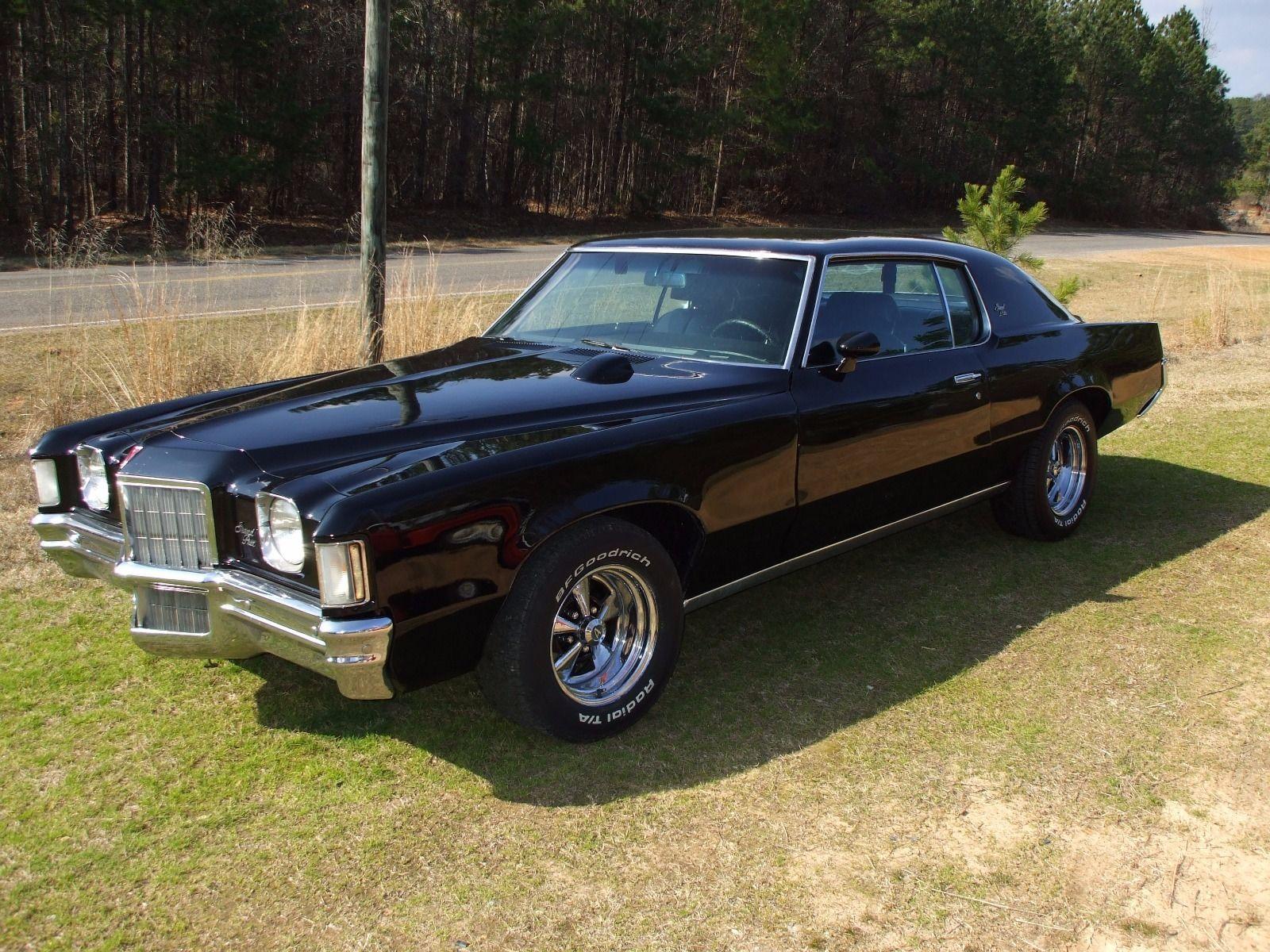 1972 pontiac grand prix j sj na prodej