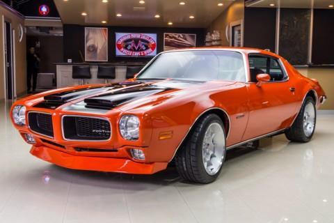1972 Pontiac Firebird Formula na prodej