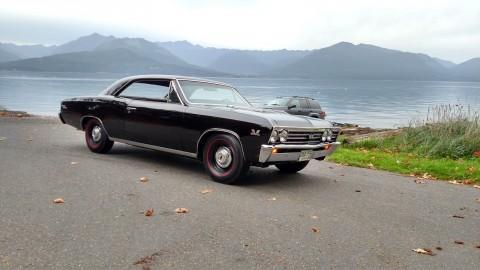 1967 Chevrolet Chevelle na prodej