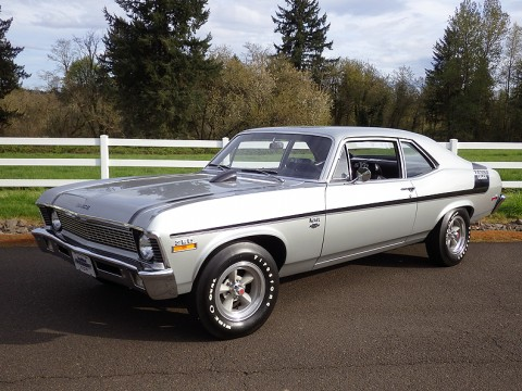 1970 Chevrolet Nova na prodej