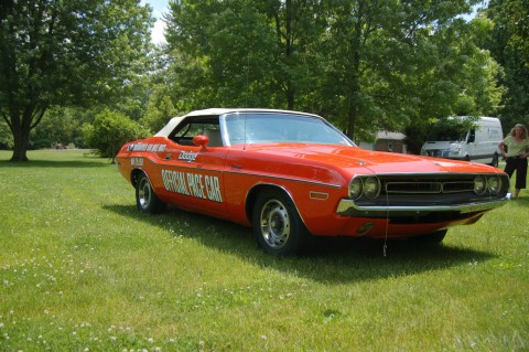 1971 Dodge Challenger Convertible na prodej
