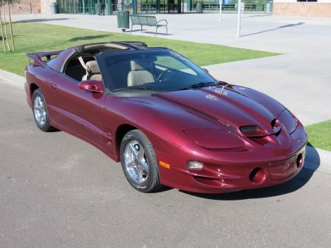 2000 Pontiac Trans Am na prodej
