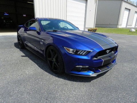 2016 Ford Mustang GT na prodej