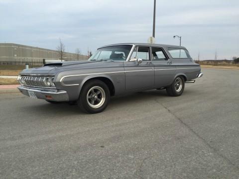 1964 Plymouth Belvedere STW na prodej
