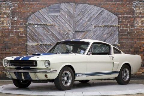 1966 Shelby GT350 na prodej
