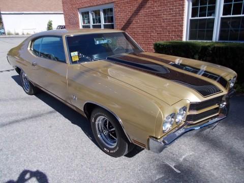 1970 Chevrolet Chevelle SS na prodej