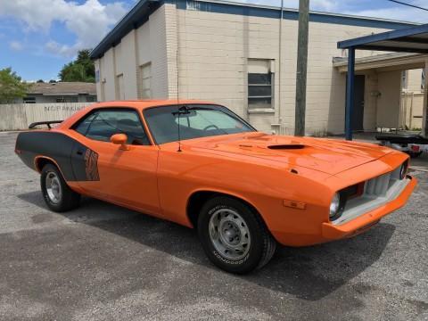 1972 Plymouth Barracuda na prodej