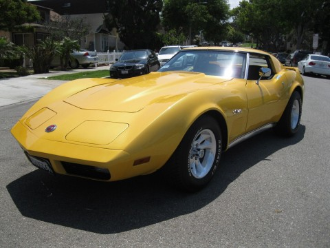 1974 Chevrolet Corvette na prodej