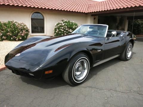 1973 Chevrolet Corvette Convertible na prodej