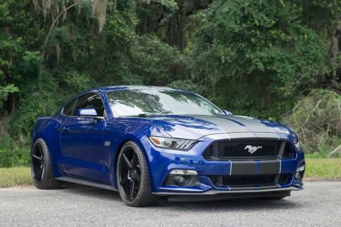2016 Ford Mustang Roush na prodej