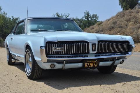 1967 Mercury Cougar XR-7 na prodej