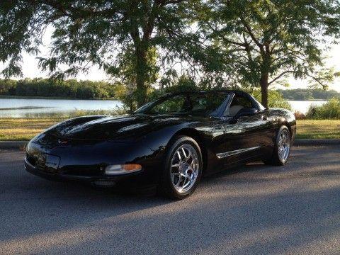 1999 Chevrolet Corvette na prodej