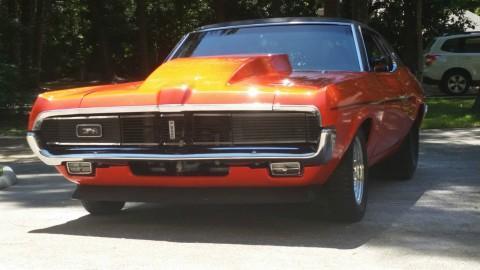 1969 Mercury Cougar XR-7 na prodej