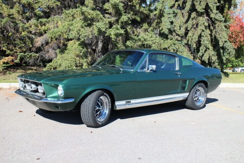 1967 Ford Mustang GT na prodej