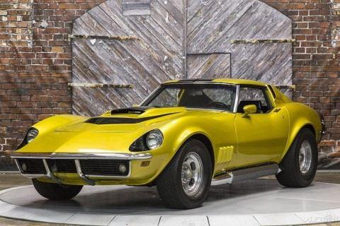 1969 Chevrolet Corvette na prodej