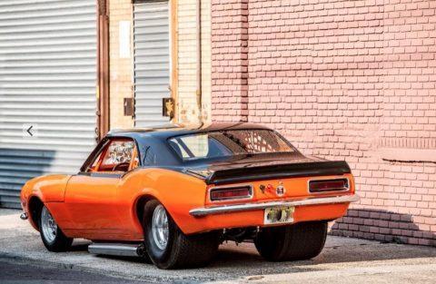 1968 Chevrolet Camaro na prodej