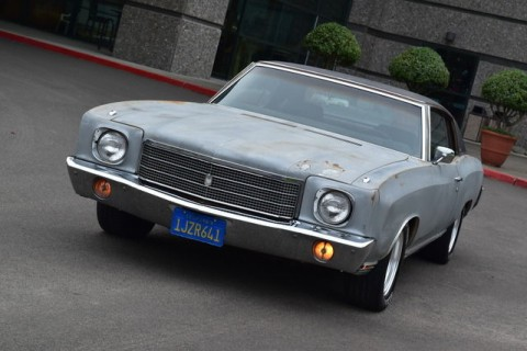 1970 Chevrolet Monte Carlo na prodej