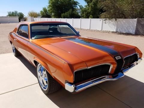 1970 Mercury Cougar XR7 na prodej
