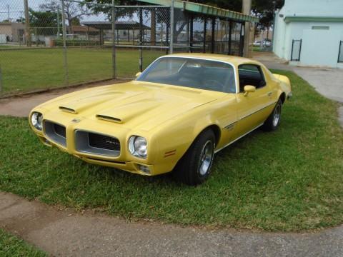 1970 Pontiac Firebird na prodej