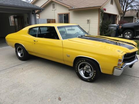 1971 Chevrolet Chevelle SS na prodej