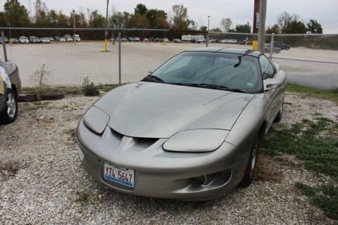 2002 Pontiac Firebird na prodej