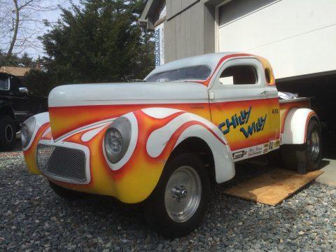 1940 Willys Truck na prodej