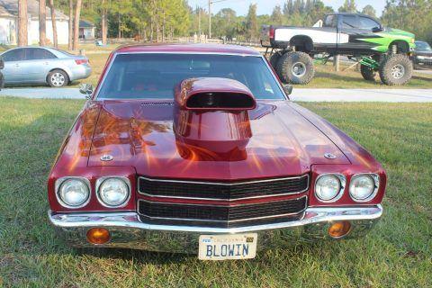1970 Chevrolet El Camino na prodej