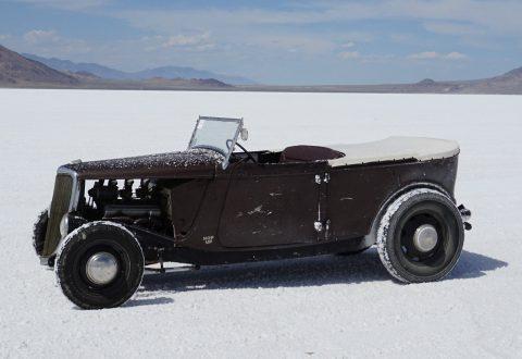 1934 Ford Phaeton na prodej