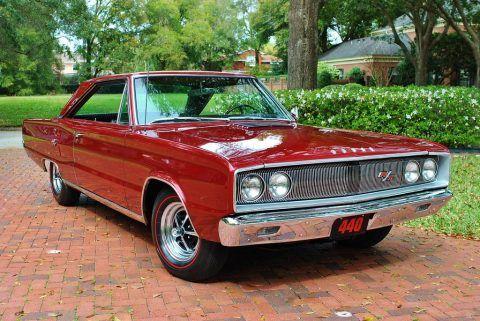1967 Dodge Coronet R/T na prodej