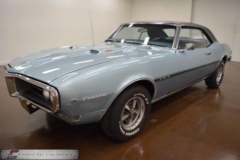 1968 Pontiac Firebird na prodej