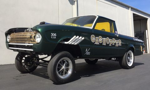 1961 Ford Falcon Ranchero na prodej