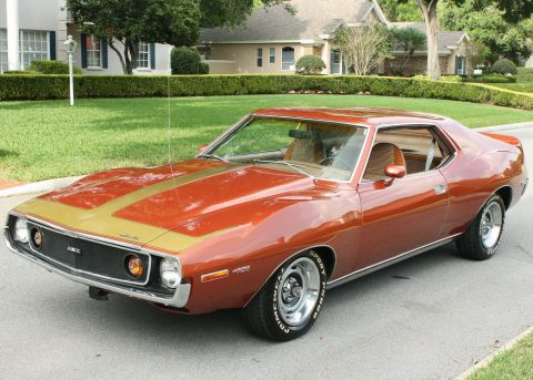 1974 AMC AMX na prodej