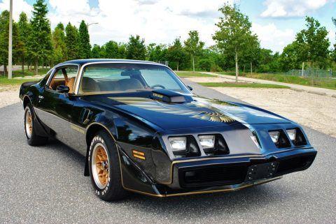 1979 Pontiac Trans Am na prodej