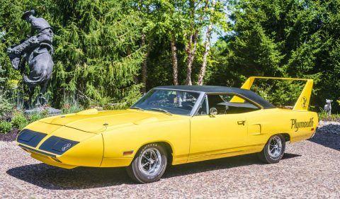 1970 Plymouth Superbird na prodej