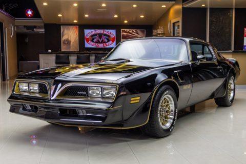 1978 Pontiac Firebird na prodej