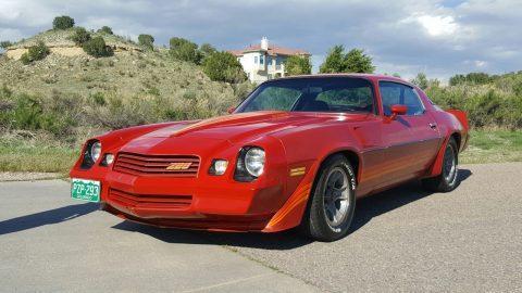 1980 Chevrolet Camaro na prodej