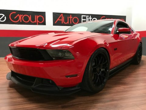 2012 Ford Mustang GT na prodej