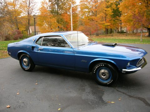 1969 Ford Mustang na prodej