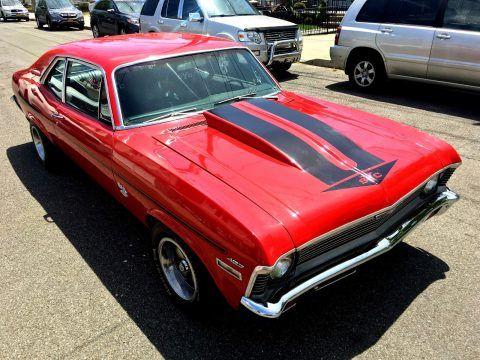 1972 Chevrolet Nova na prodej