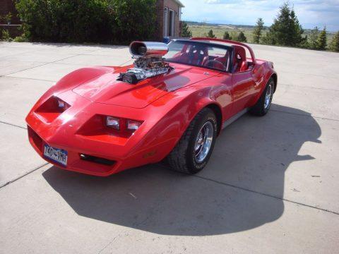 1975 Chevrolet Corvette na prodej