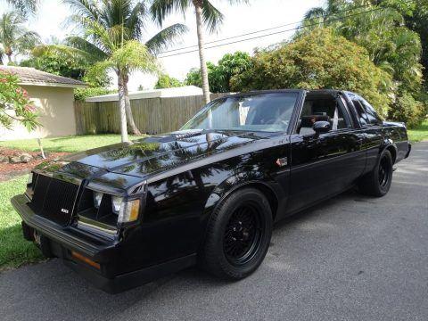1987 Buick Grand National na prodej