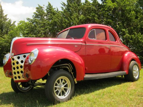 1940 Ford Deluxe Coupe na prodej