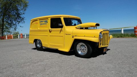 1959 Willys Overland na prodej