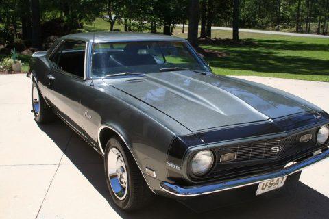 1968 Chevrolet Camaro SS na prodej