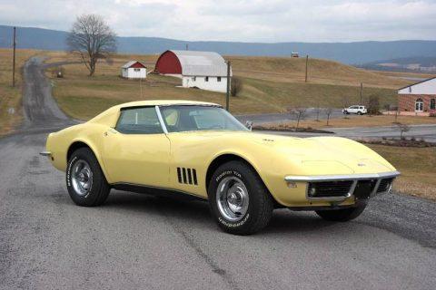 1968 Chevrolet Corvette na prodej